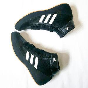 M6/ W7/ Y6 Adidas Wrestling HVC 2 Shoe